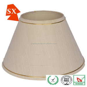 Italian cone shaped rice paper kitchen light socket replacement lamp cover