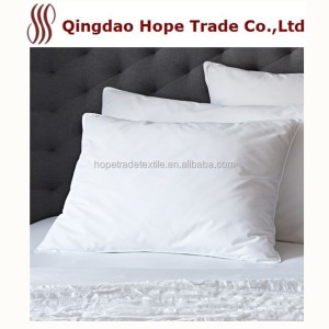 Qingdao Factory Bleached Printed Dyed Cotton Tencel Fabric Pillow