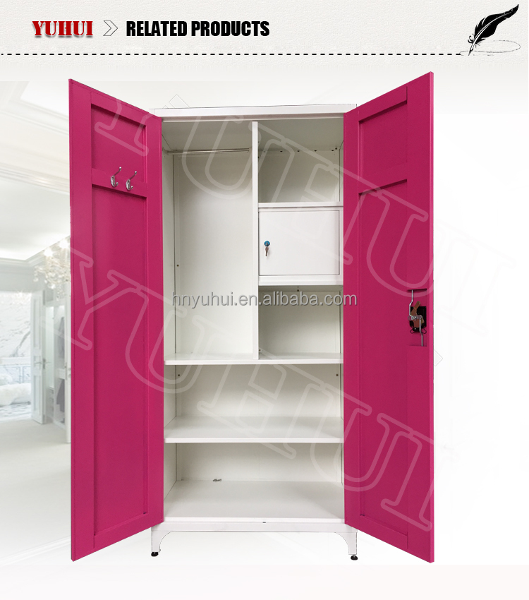 Almirah design aluminum bedroom wardrobe bedroom clothes wardrobe locker buy aluminum - Almirah designs for clothes ...