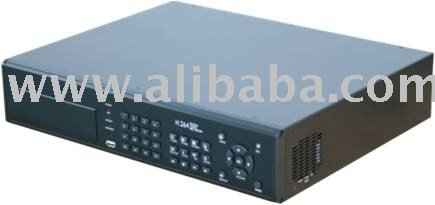 16ch h. 264 dvr con 3g mobile viewer