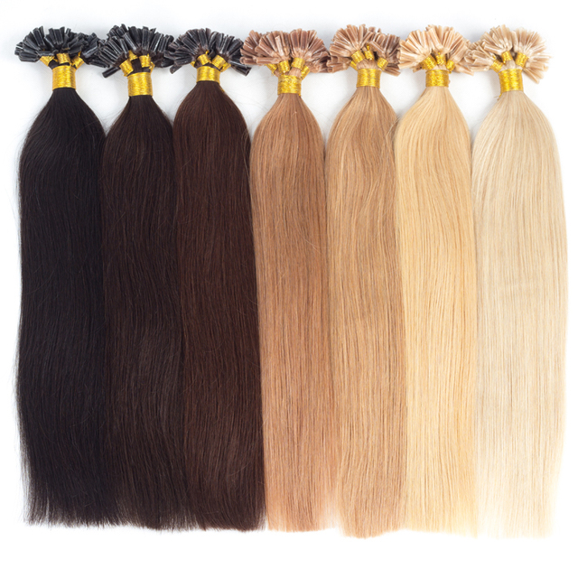 Buy Cheap China Remy U Tip Keratin Human Hair Extension Products