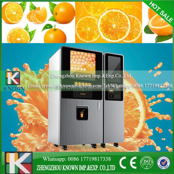 Fresh Orange Apple Juice Fruit Vending Machine Buy Orange Juice