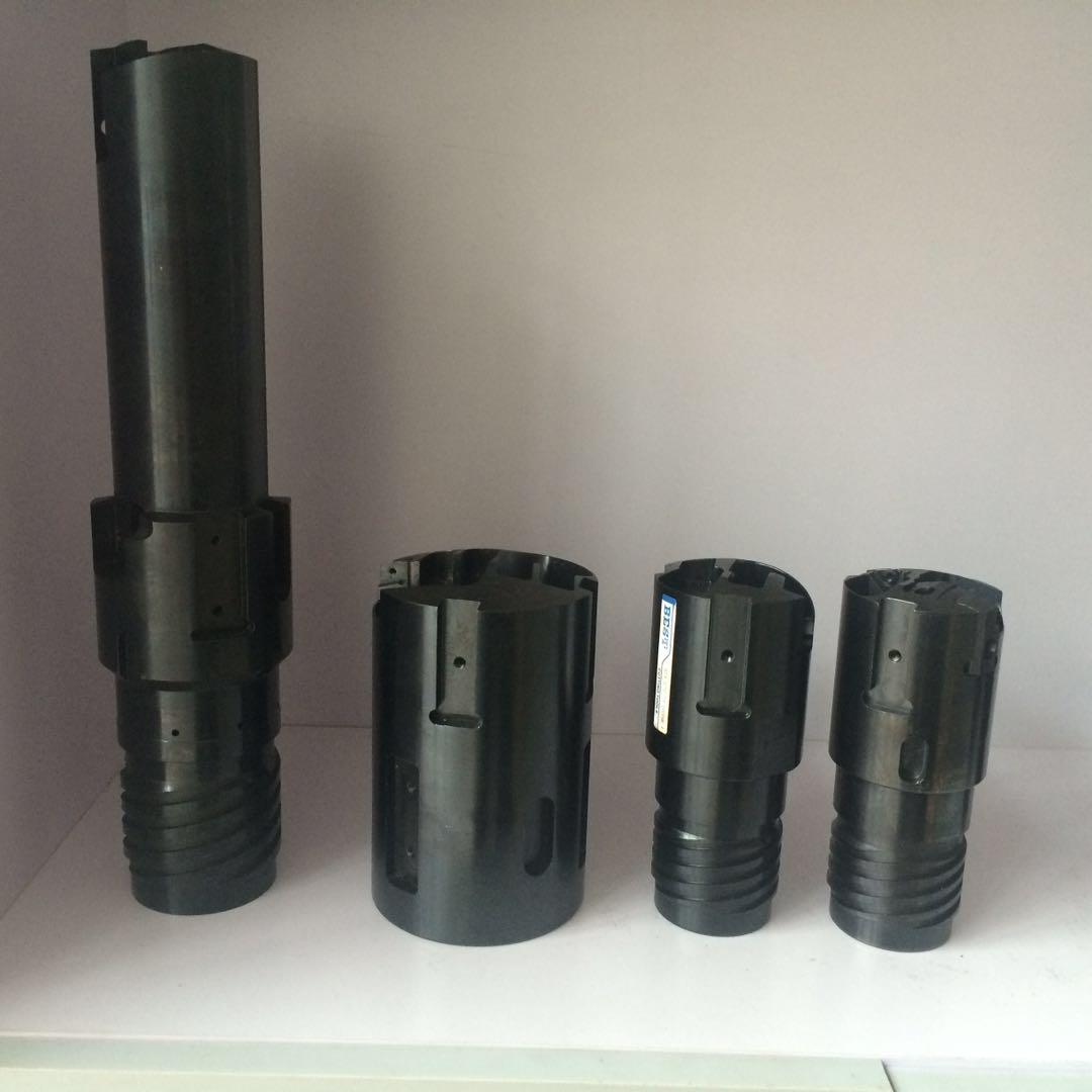 High quality trepanning drill head, honing head and boring head for deep hole drilling machine