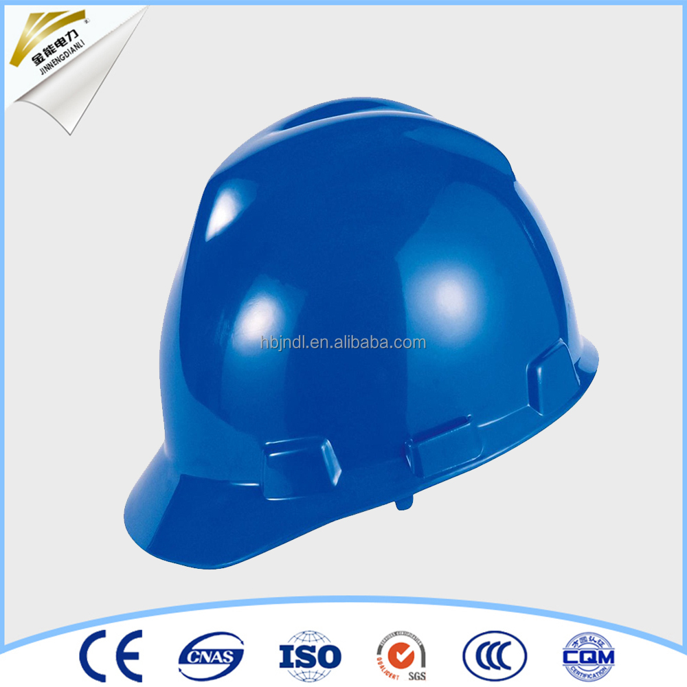 Hard Hat with Accessory Slots