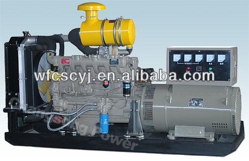 120KW diesel power generator for sale/electricity generator15KVA-625KVA genset