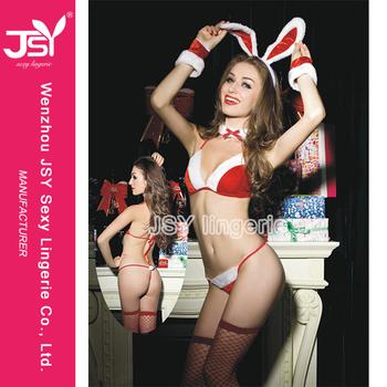 Goedkope kerst lingerie