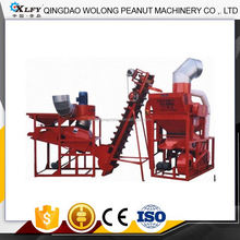 On hot sale small peanut cashew nuts groundnuts sheller machine