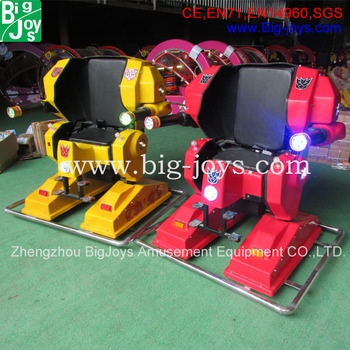 Widely used indoor and outdoor amusement park rides kiddie rides for sale with various