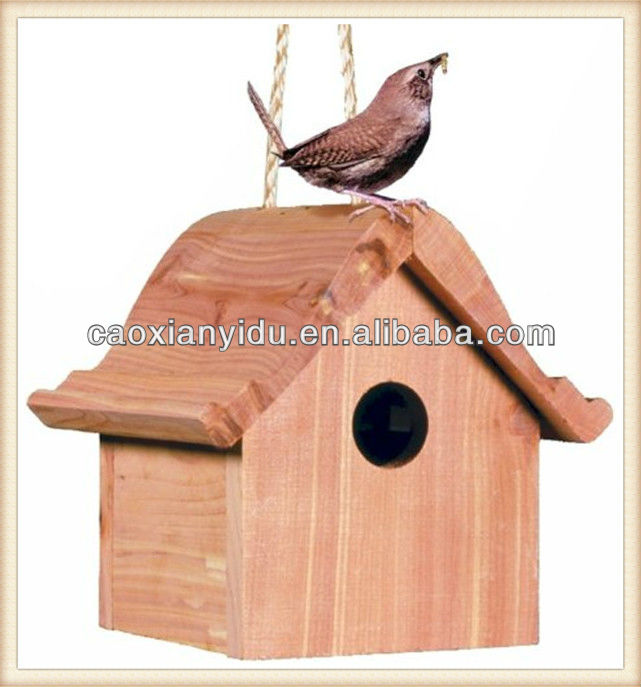 Beautiful Wooden Bird House /wooden Bird Cage/bird Nest - Buy Wooden Bird  Cage,Elegant Bird Cages,Decorative Bird Cages Product on Alibaba com