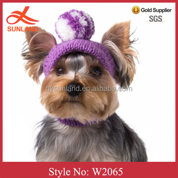 W60 New Dog Hat Free Knitting Wholesale Crocheted Hat Buy New Dog Hat Knitting Pattern