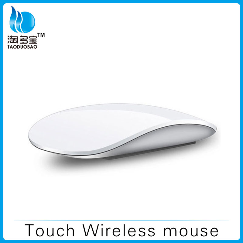 Hot selling Bluetooth mouse slim full touch mouse from ISO factory