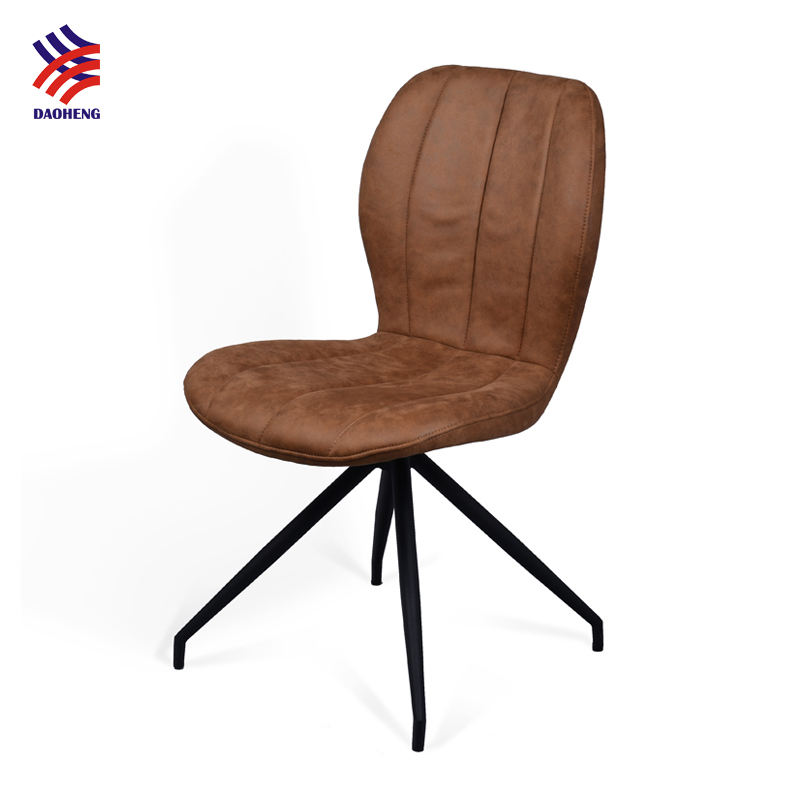 Top Class Original Design Good Prices Leather Metal Home Office Chairs