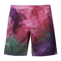 Quick Dry 3D Pattern swimwear wholesale for mature men