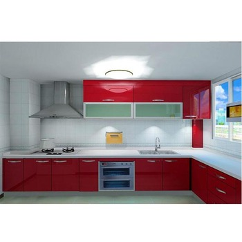 Elegant Red Pvc Kitchen Cabinet,Buy Kitchen Cabinets Online - Buy Buy  Kitchen Cabinets Online,Buy Kitchen Cabinets Online,Buy Kitchen Cabinets  Online ...