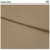 High quality and cheap polyester spandex twill fabric