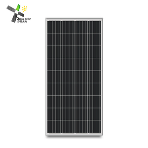 Energy Saving photovoltaic poly solar cell gold supplier