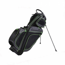 Best Choice Golf Products 6 Way Divider Organizer Carry Straps Polyester Golf Bag Stand