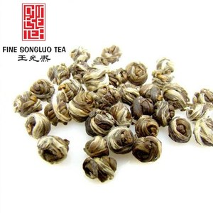 EU standard free sample Chinese tea gift jasmine dragon pearl private label tea