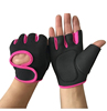 Half Finger Cycling bike / bicycle racing breathable anti-skidding sports glove