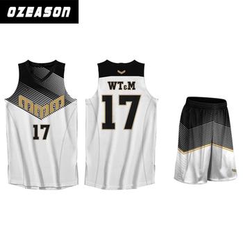 93f2cd3257a Letest European sizes custom made bulk mens mesh sublimation basketball  uniform, basketball shirt, basketball
