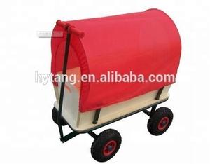 bab2a86c31bc transport wagon garden handwagon tool cart garden wooden wagon tool cart  TC1812M handcart trolley hand truck with roof garden