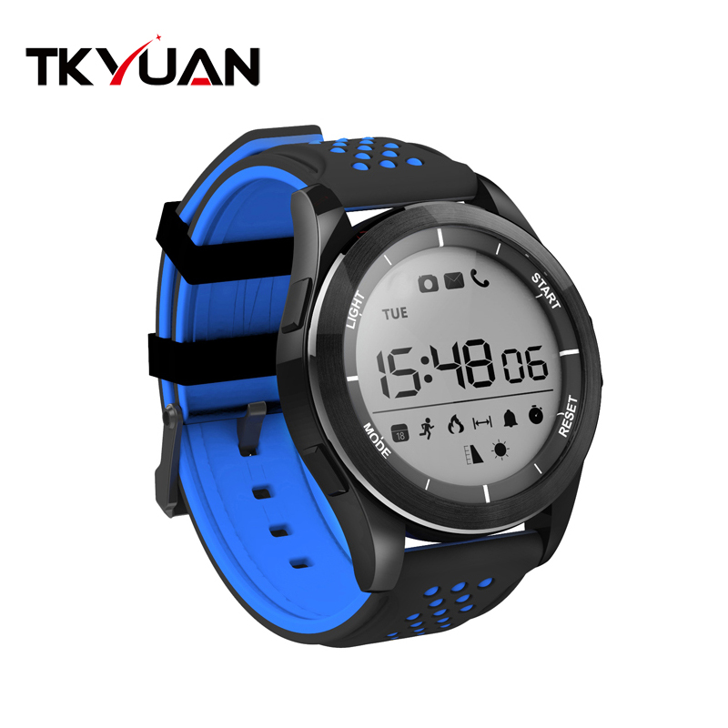 F3 Smart Watch Bracelet IP68 Waterproof Bluetooth 4.0 Sport Fitness Tracker Remote Camera Control for Android iOS