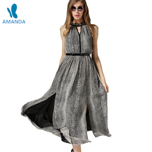 Maxi dresses with sleeves walmart