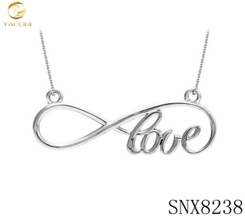 Best sale love infinity symbolic pendant necklacecute anniversary best sale love infinity symbolic pendant necklacecute anniversary necklace gift for girlfriend2013 indian gifts mozeypictures Image collections