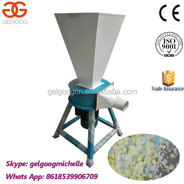 High Efficiency Sponge Crushing Machine