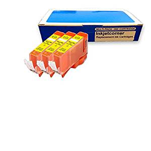 MP960 iP5200 MP810 Canon CLI8Y Yellow Compatible Inkjet Cartridge for use in Cannon Pixma iP4200 MP530 iP6600D MP600 MP950 iP5200R MP500 MP800R Speedy Inks MP830 MP510 iP4300 MP800