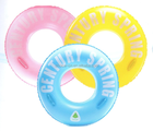Swimming Ring Toy Inflatable Kids Adults Floating Fun