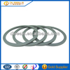 rubber gasket for pipe and flange