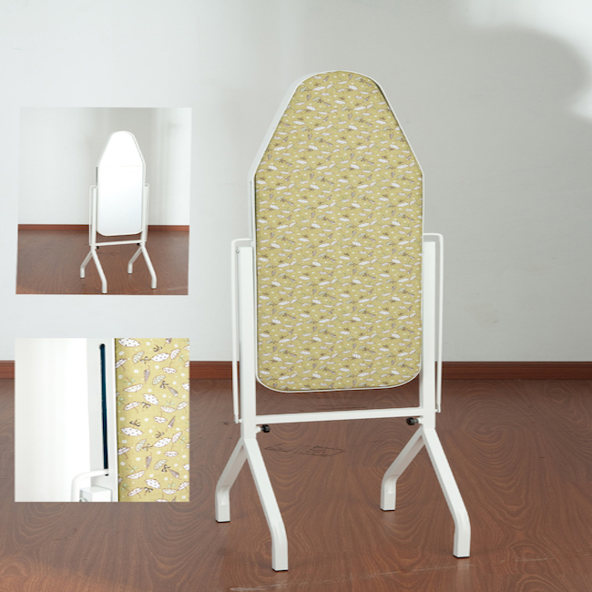 Fashion Folding wooden <strong>Ironing</strong> <strong>Boarding</strong> with mirror