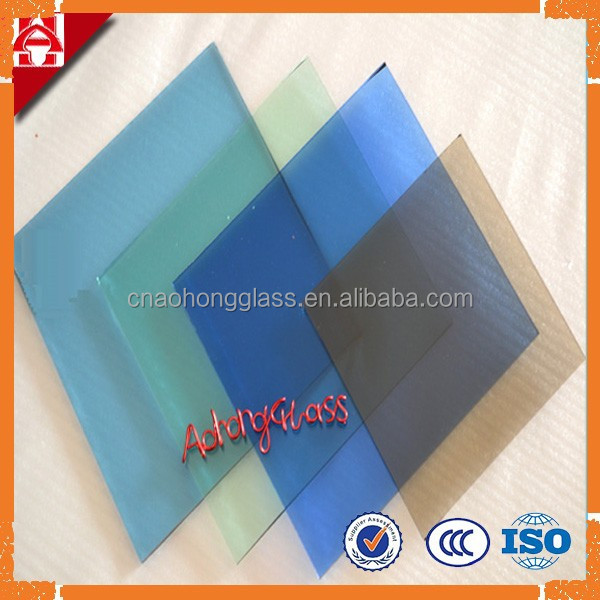 Colored Glass Sheets 4mm5mm6mm8mm10mm Window