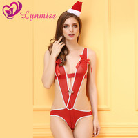 Europe America hot service hotel staff uniform house maid christmas costume lingerie for women