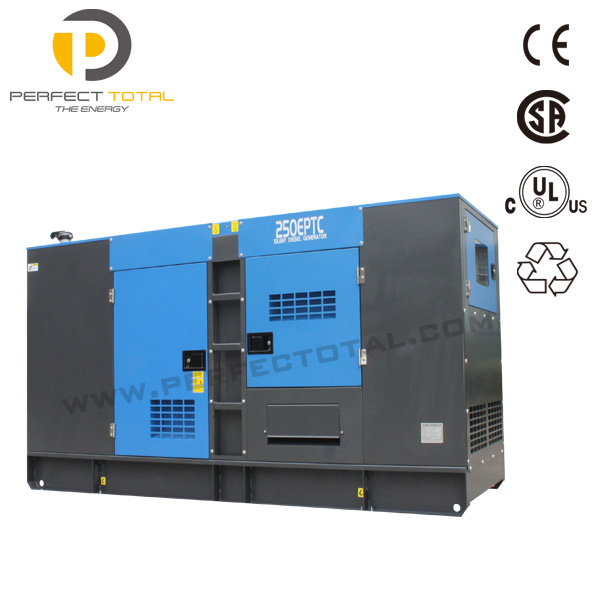 Silent type backup power Deutz 48kw diesel generator price