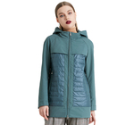 MIEGOFCE Best Down Fashion Warm Clothing 2 Zipped Hand Pockets Padding Spring Autumn Thin High Quality Jacket For Women