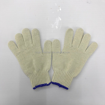 China Supplier Working Cotton Glove Protective White Hand Gloves - Buy  Cheap White Cotton Gloves,Knitted Hand Gloves,Big Hands Glove Product on