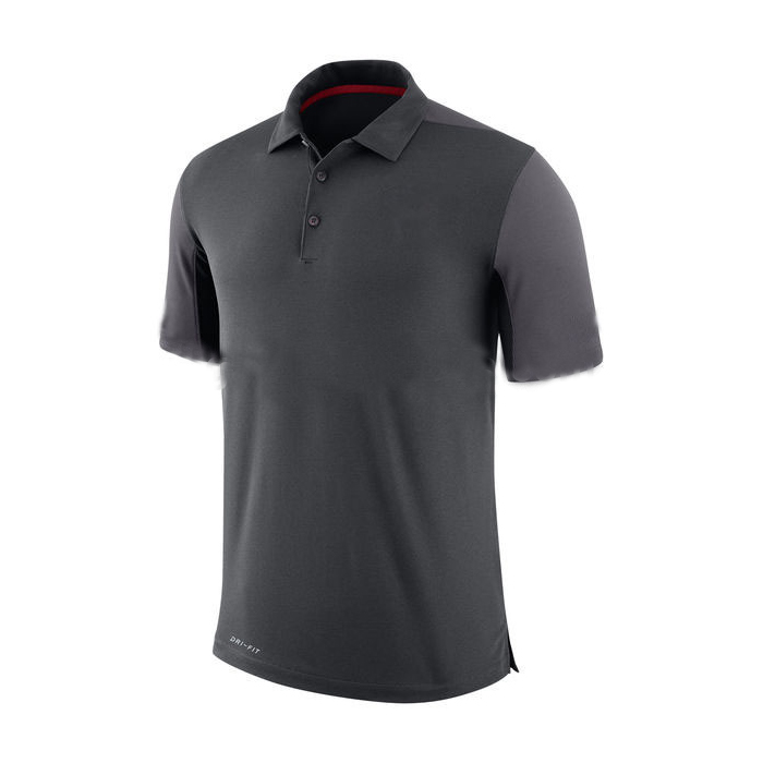 MGOO High Quality 100% Polyester T Shirts Short Sleeve Dry Fit Design Your Own Polo T Shirt