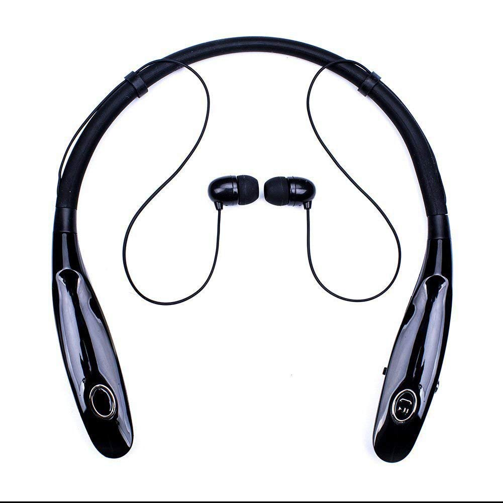 f1539356443 Get Quotations · Toogoo Bluetooth Headphones 14Hr Working Time, Truck  Driver Bluetooth Headset, Wireless Magnetic Neckband Earphones