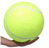"9.5"" Thrower Chucker Big Giant Tennis Ball Dog Toy"