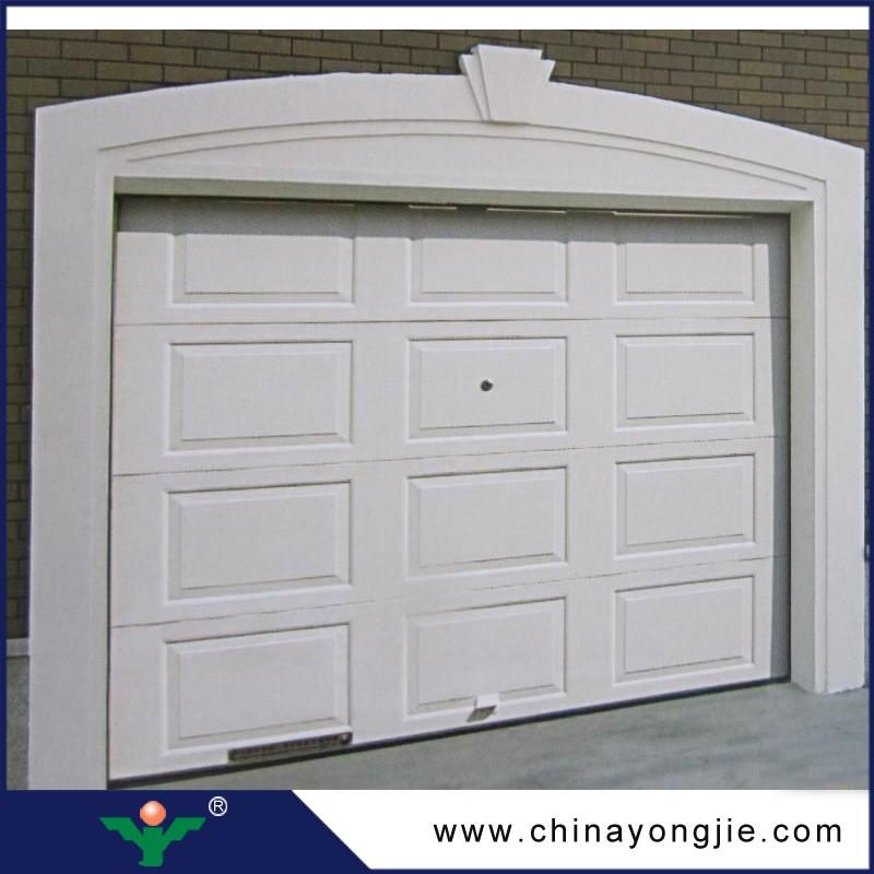 China Zhengjiang Sale Automatic Garage Door Garage Door