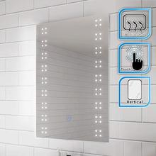 2019 Nieuwe Design Touch Control Badkamer Smart Led Badkamer <span class=keywords><strong>Spiegel</strong></span> Make-Up <span class=keywords><strong>Spiegel</strong></span>