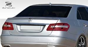 MERCEDES E CLASS S212 ESTATE 2009-2013 Rear bumper protector profiled  steel