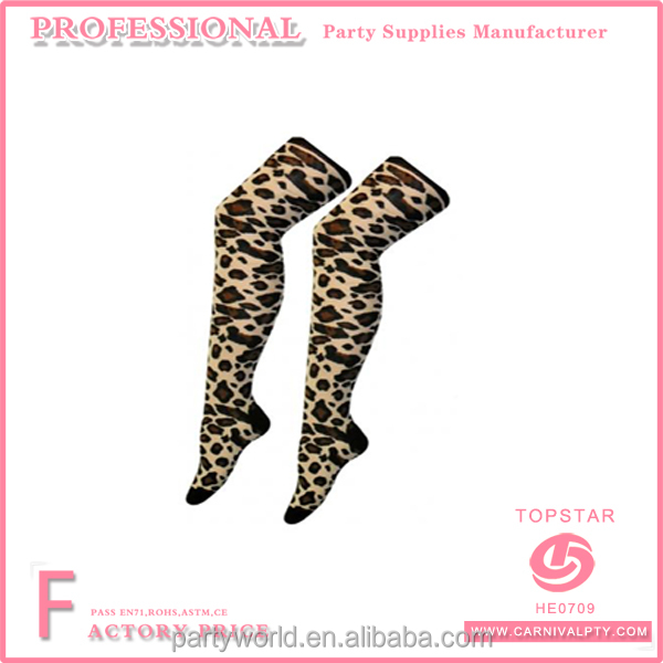 Fashion sexy leopard stocking