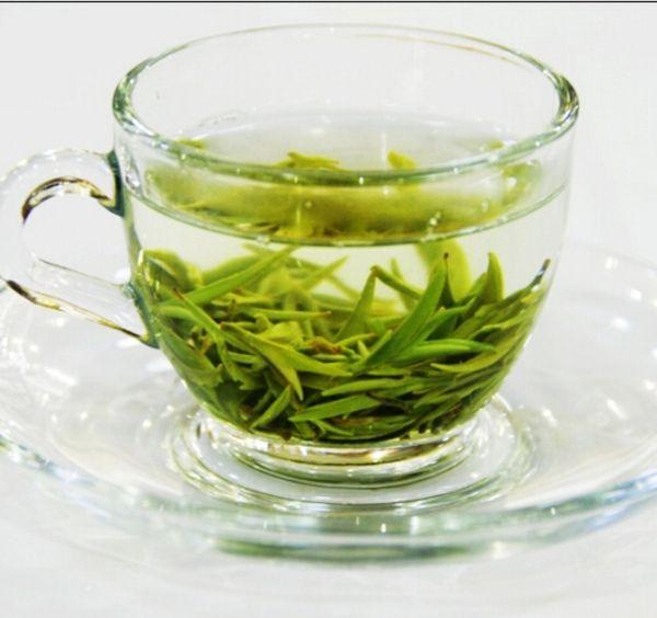 Green Tea leaves and Powder Matcha - 4uTea   4uTea.com