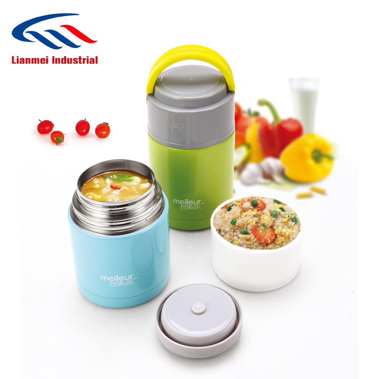 Takeaway vacuum thermos thermal cooker portable for sale