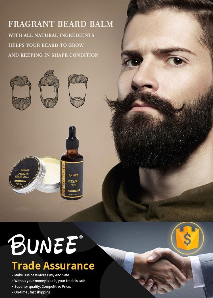 Hot Sell Men Custom Beard Oil Bottle Label Box And Wax Product Premium  Nature Scent Beard Oil Gallon Beard Oil Gift Set For Men - Buy Beard Oil  And
