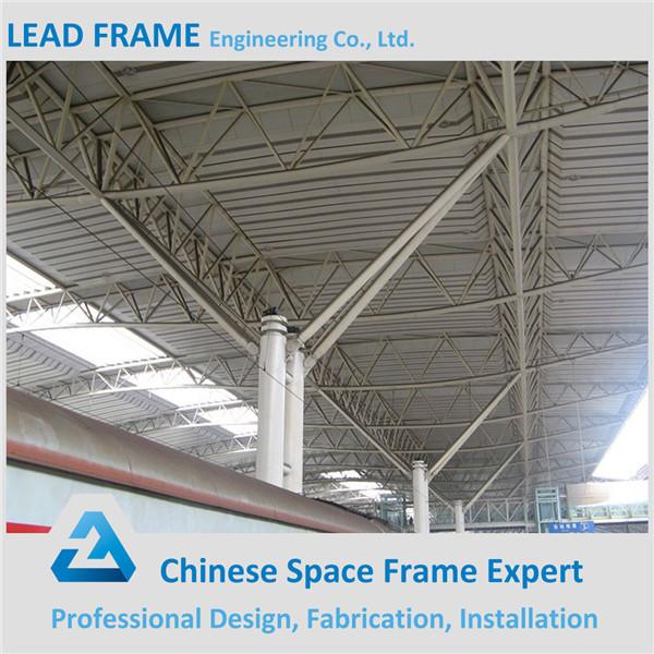Tipo de armadura de techo con estructuras de metal de - Estructuras de metal ...
