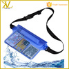 New design phone waterproof pouch for swimming, pro waterproof waist bag
